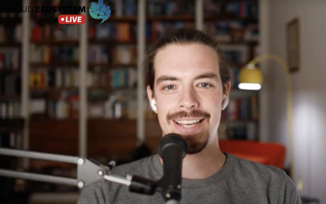 Cloud Ecosystem Live – Tobias Hagenau von HQLabs / aworks im Interview