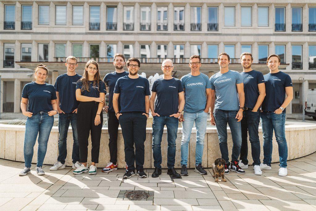 Capnamic Team