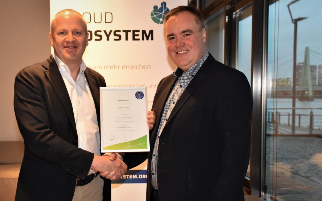 Vier weitere Anbieter mit Certified Cloud ausgezeichnet