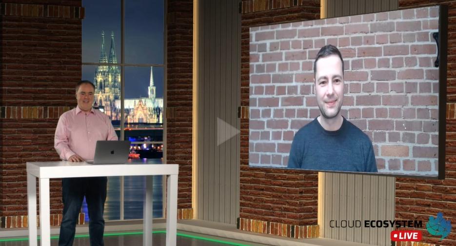 Cloud Ecosystem Live – mit Henrik Hasenkamp von gridscale