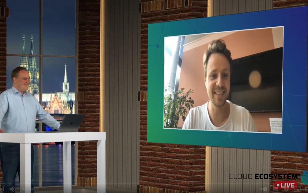 Cloud Ecosystem LIVE – mit Malte Scholz von airfocus