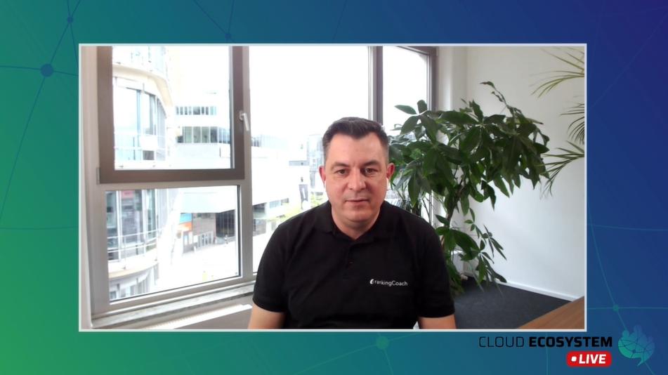 Cloud Ecosystem LIVE – mit Daniel Wette, rankingCoach