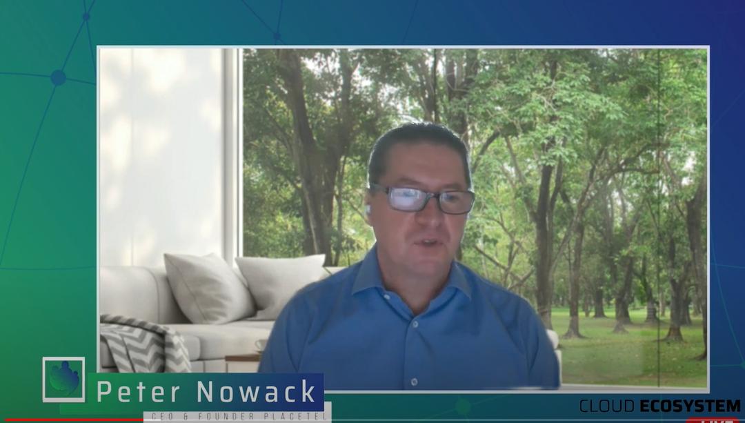 Cloud Ecosystem LIVE – Mit Peter Nowack von Placetel